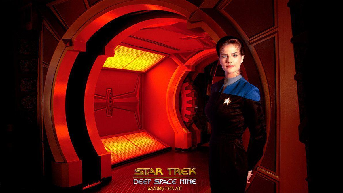 Jadzia Dax – Wissenschaftsoffizierin