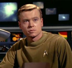 Navigator an Bord der Enterprise